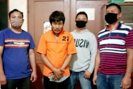 Polres Belawan tangkap pelaku penganiaya anggota polisi