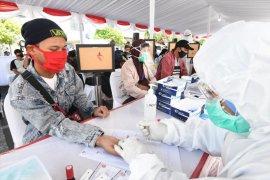 Tes cepat hari ke-16 oleh BIN  di Surabaya temukan 228 reaktif