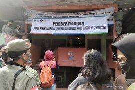 Empat pedagang Pasar Leuwipanjang Bandung reaktif COVID-19