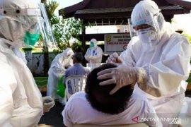 750 warga Banjarmasin di test usap massal