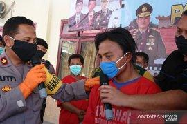 Polres Sampang ringkus satu pelaku pencurian alat berat, empat lainnya buron