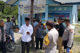 Polisi amankan dua tersangka ancam pukul kepala desa di Bener Meriah