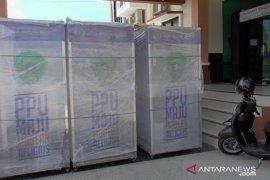 DPRD Kabupaten Penajam soroti bilik sterilsasi Corona ada yang rusak