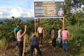 Polda Aceh ingatkan masyarakat tidak buka lahan dengan bakar hutan