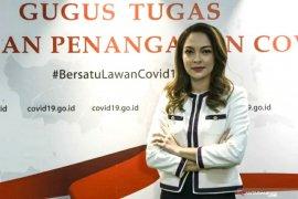 Dokter Reisa Broto Asmoro di Tim Komunikasi Publik Gugus Tugas COVID-19