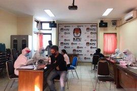 "KPU Bali: Staf yang reaktif ""rapid test"" ternyata negatif COVID-19"