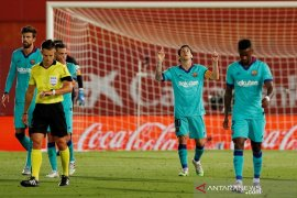 Klasemen Liga Spanyol usai Barcelona perlebar jarak