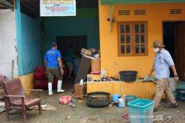 Banjir Bone Bolango berdampak pada 12 ribu warga