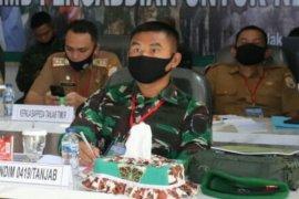 Di Tanjabtim, Desa Labuhan Pering sasaran TMMD ke-108
