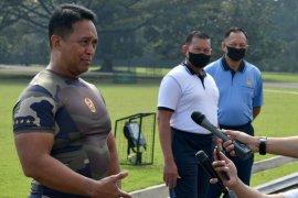 Kepala staf TNI siap dukung penerapan adaptasi normal baru