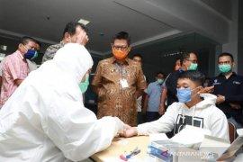 Pemkot Singkawang fasilitasi tes cepat 20 mahasiswa STTD