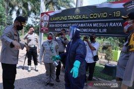 Kabupaten Ogan Komering Ilir Sumsel kembangkan Kampung Tangkal COVID-Karhutla