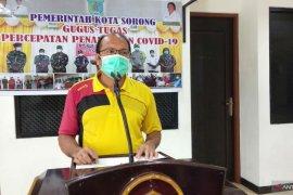 Kota Sorong terjadi penambahan empat pasien baru positif COVID-19