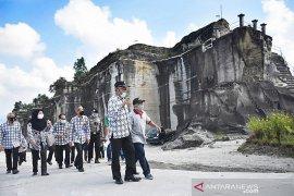 Kunjungan wisatawan ke destinasi Sleman turun pada hari ke-2 PPKM