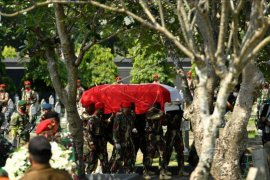 Pemakaman jenazah Jenderal TNI (Purn) Pramono Edhie Wibowo