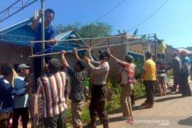 IRT Desa Pal VII Rejang Lebong ditemukan meninggal gantung diri