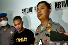 Polresta Surakarta amankan seorang mantan napi program asimilasi
