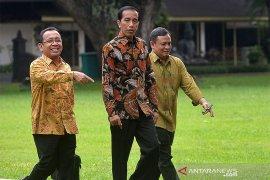 Presiden Jokowi bantu istri ajudan pribadi Presiden Soekarno