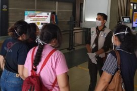 Calon penumpang pesawat wajib isi rencana perjalanan