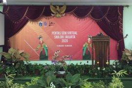 SMA se-DKI Jakarta adakan pentas seni virtual untuk pertama kali