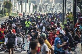 DKI Jakarta siapkan 32 lokasi Hari Bebas Kendaraan Bermotor