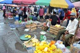 Palembang zona oranye COVID-19