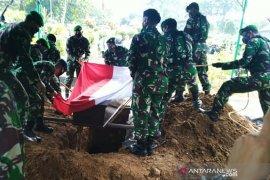 Lettu Vira Yudha, korban heli MI-17 jatuh meninggal dunia