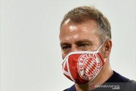 Liga Jerman - Flick jamin Bayern tampil 100 persen walau Bremen terancam degradasi