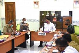 Masih zona oranye, Wali Kota Kediri evaluasi penanganan COVID-19
