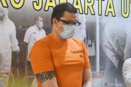 Artis Jerry Lawalata diancam hukuman 12 tahun penjara