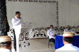 Bupati Mahakam Ulu: Disiplin kunci jaga zona hijau COVID-19