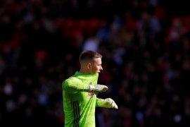 Solksjaer yakin Henderson kiper nomor satu MU dan timnas Inggris