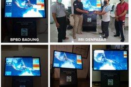 BMKG pasang WRS generasi terbaru di 315 lokasi se-Indonesia