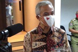 Ganjar Pranowo doakan Presiden Jokowi kuat pimpin Indonesia saat pandemi