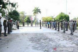 Gubernur Erzaldi perintahkan Satpol PP rutin patroli tegakkan disiplin protokol COVID-19