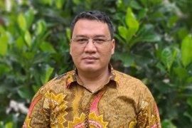 Monang Sinaga, jurnalis yang kini ditunjuk menjadi Dewas ANTARA