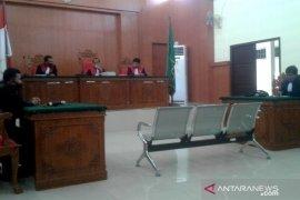 Sidang pembacaan tuntutan pembunuhan lansia di Curup tertunda