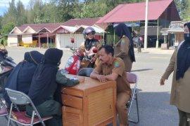 Sejumlah PNS Aceh Jaya terjaring razia Satpol PP dan WH