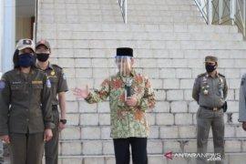 Gubernur Babel perintahkan Satpol PP patroli disiplin COVID-19