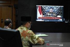 Presiden Jokowi tekankan tata kelola yang baik dalam Rakornas Pengawasan Intern Pemerintah 2020