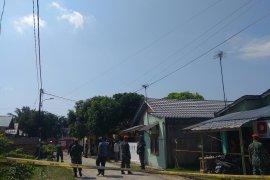 TNI evakuasi badan pesawat jatuh di Kampar, Riau