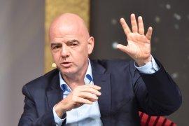 FIFA respons cuitan provokatif Trump dengan seruan toleransi