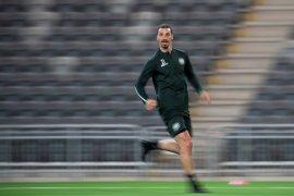 Pelatih Milan Stefano Pioli  tepis reaksi marah Ibrahimovic karena diganti