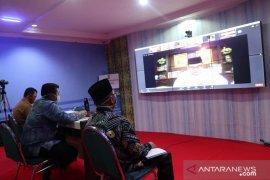 Pemkot ikuti seminar APEKSI dan PUSAD soal kerukunan dan solidaritas saat Covid-19