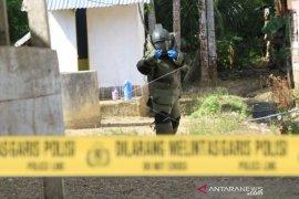 Teror granat legislator, Polres Aceh Barat tunggu hasil pemeriksaan Labfor Medan