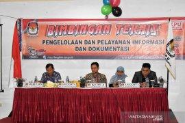 KPU Bengkulu tambah 304 TPS pada Pilkada 2020