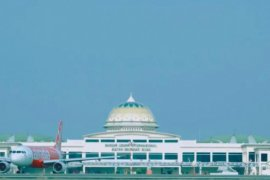 Pesawat kembali beroperasi, Bandara SIM kembali ramai