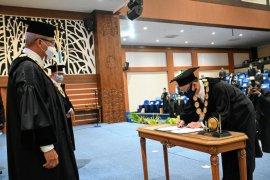 Pemilihan Rektor Unair secara daring raih penghargaan MURI