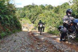 Mentan patroli jarak jauh di perbatasan Kalbar