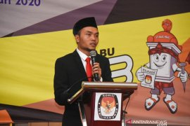 KPU Karawang melanjutkan tahapan Pilkada 2020